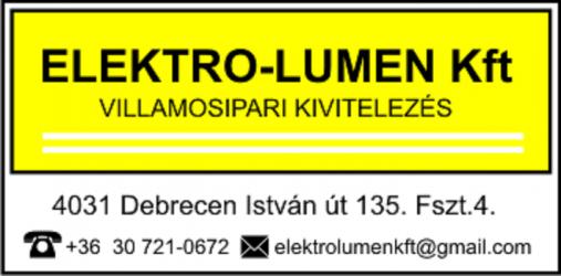 ELEKTRO-LUMEN Kft.